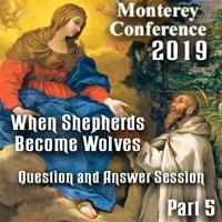 2019 Monterey Conference: Question and Answer Session