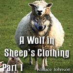 A Wolf In Sheep's Clothing: Part 1 of 2