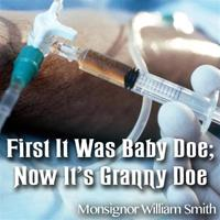 First It Was Baby Doe; Now It's Granny Doe
