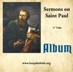 Letters of St. Paul - Complete Album of 17 Sermons
