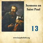 Letters of St. Paul Part 13 - 1 Timothy