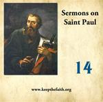 Letters of St. Paul Part 14 - 2 Timothy