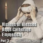 Visions of Blessed Anne Catherine Emmerich - Part 03