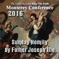 The Conference Sunday Mass Sermon - from Has the Final Battle Begun?:  Monterey 2016